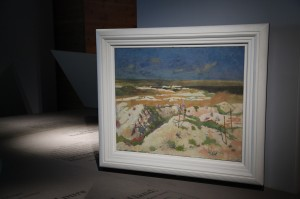 IWM 2014_02_William Orpen Painting_Colin Priest