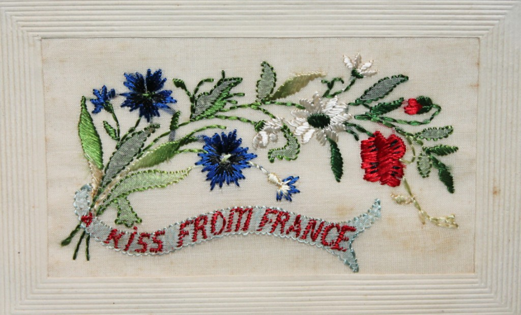 Kiss from france