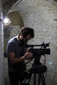 john filming